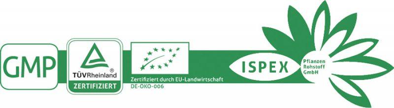 ISPEX Pflanzen Rohstoff GmbH Logo